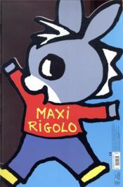Maxi Trotro - 4ème de couverture - Format classique