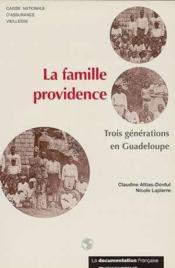 La famille providence - Couverture - Format classique