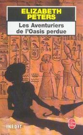 Les aventuriers de l'oasis perdue - Intérieur - Format classique