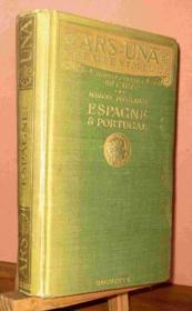 Espagne Et Portugal - Histoire Generale De L'Art - Couverture - Format classique