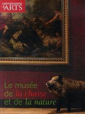 CONNAISSANCE DES ARTS ; le musée de la chasse et de la nature - Intérieur - Format classique