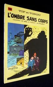 L'Ombre Sans Corps - Couverture - Format classique