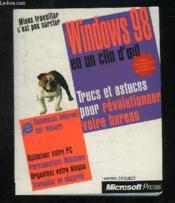 Microsoft Windows 98 En Un Clin D Oeil - Couverture - Format classique