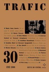 Revue Trafic N.30 - Couverture - Format classique