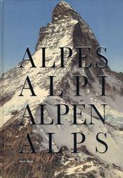 Alpes Alpi Alpen Alps - Intérieur - Format classique