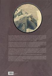 Alpes - 4ème de couverture - Format classique