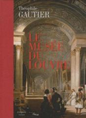 Le musée du Louvre - Couverture - Format classique