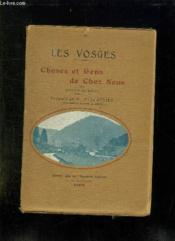 Les Vosges. Choses Et Gens De Chez Nous. - Couverture - Format classique