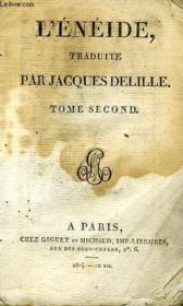 L'Eneide, Traduite, Tome Ii (Publii Virgilii Maronis Aeneis, Tomus Secundus) - Couverture - Format classique