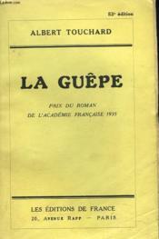 La Guepe - Couverture - Format classique