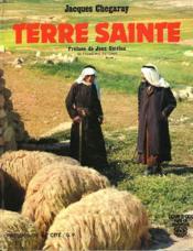 Terre Sainte - Couverture - Format classique