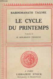 Le Cycle Du Printemps - Couverture - Format classique