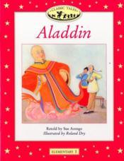 Aladdin niveau: 1 - Couverture - Format classique