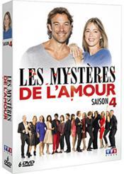 Les Mystères De L'Amour - Saison 4 - Couverture - Format classique