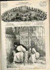 L'UNIVERS ILLUSTRE - VINGT-HUITIEME ANNEE N° 1565 Théâtre de l'opéra comique - Couverture - Format classique