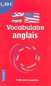 Vocabulaire anglais a 1.99 euros - Couverture - Format classique
