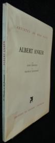 Albert Anker - Couverture - Format classique