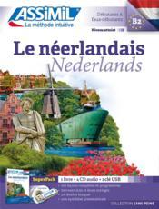 Le néerlandais ; nederlands ; B2 ; superpack - Couverture - Format classique