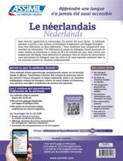 Le néerlandais ; nederlands ; B2 ; superpack - 4ème de couverture - Format classique