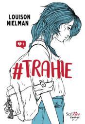 #trahie - Couverture - Format classique