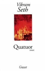 Quatuor - Couverture - Format classique