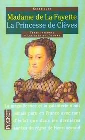La Princesse De Cleves - Intérieur - Format classique