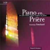 Piano en priere - Couverture - Format classique