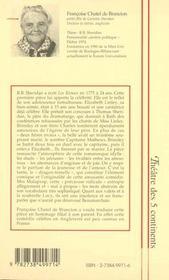 Les Rivaux ; Une Comedie Jouee Aux Theatre Royaux De Drury Lane Et Covent Garden 17 Janvier 1775 - 4ème de couverture - Format classique
