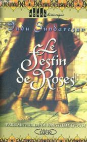 Le festin de roses - Couverture - Format classique
