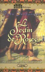 Le festin de roses - Intérieur - Format classique