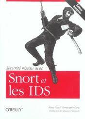 Securite Reseau Avec Snort Et Ids - Intérieur - Format classique