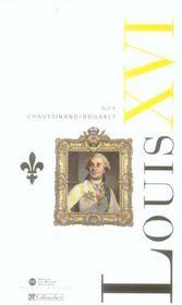Louis xvi le regne interrompu - Intérieur - Format classique