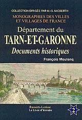 Tarn-et-Garonne t.2 - Couverture - Format classique