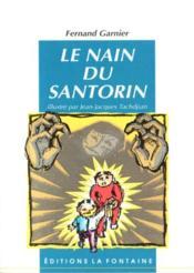 Le nain du Santorin - Couverture - Format classique