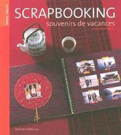 Scrapbooking Souvenirs De Vacances - Intérieur - Format classique