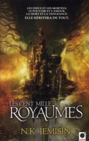 La trilogie de l'héritage t.1 ; les cent mille royaumes - Couverture - Format classique