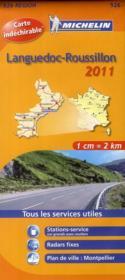 Languedoc Roussillon (édition 2011) - Couverture - Format classique