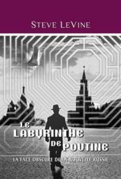Le labyrinthe de Poutine ; la face obscure de la nouvelle Russie - Couverture - Format classique