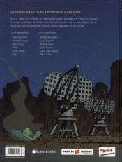 Sciences visions - 4ème de couverture - Format classique