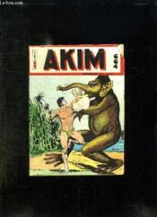 Akim N° 664. Les Monstres Du Dr Pincus. - Couverture - Format classique