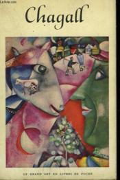 Marc Chagall. Collection : Le Grand Art En Livres De Poche N° 23 - Couverture - Format classique