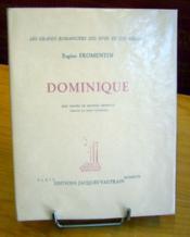 Dominique. - Couverture - Format classique