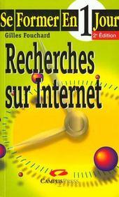 Se Former A La Recherche Sur Internet En Un Jour - Intérieur - Format classique