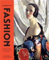 A portrait of fashion - Couverture - Format classique