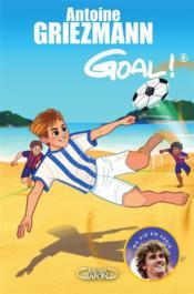 Goal ! T.4 ; dans la cour des grands - Couverture - Format classique
