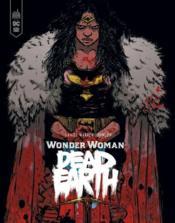 Wonder Woman ; dead earth - Couverture - Format classique