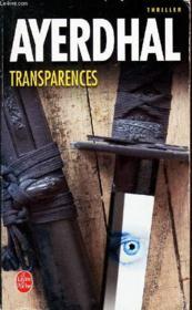 Transparences - Couverture - Format classique