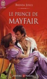 Le prince de Mayfair - Couverture - Format classique