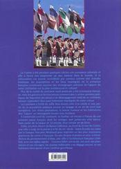 Empreintes francaises en amerique - 4ème de couverture - Format classique