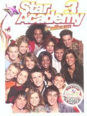 Star Academy 3 : L'Album - Intérieur - Format classique
